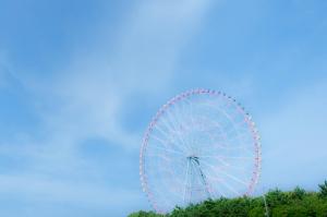 葛西臨海公園の観覧車