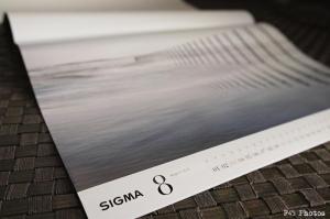 SIGMA 2019カレンダー