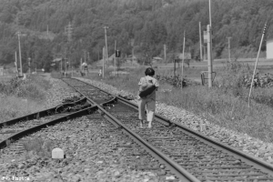1980年代の大糸線
