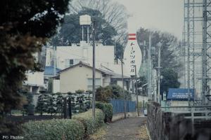 30年ほど前の仙川駅周辺